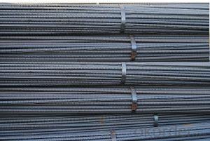 ASTM A615 Grade 60 Reinforced Steel Bar