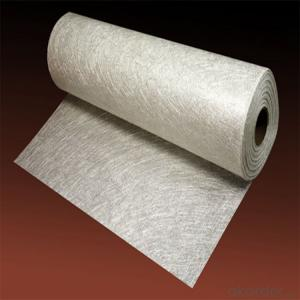 Insulation Material Fiber Glass Chopped Strand Mat