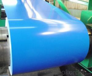 Galvanized Color Coated Plate Roofing Sheet PPGI
