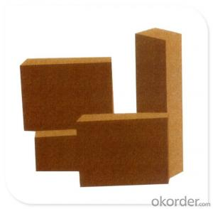 Insulation Fireproof High Alumina Refractory Bricks used for Lime Kilns