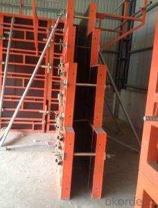 Steel Frame Formwork GK120 for Column and Slab
