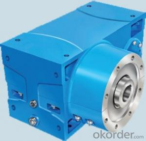 Hard Tooth Flank Gear Box /Reducer For Extruder