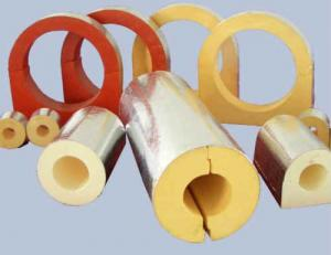 PVC/NBR Plastic Phenolic Foam Pipe Insulation