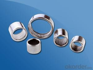 HK 2812 Drawn Cup Needle Roller Bearings HK Series High Precision