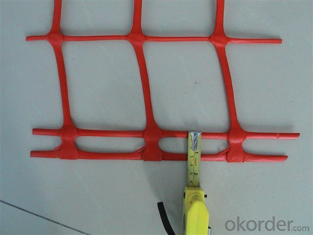 Warning Fence Net and Safety Net BR110GSM