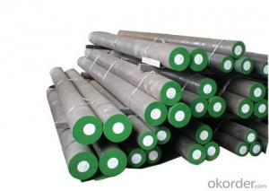 Mould Steel Round Bar 1.2379