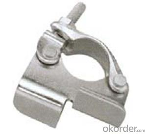 Swivel Scaffolding Swivel Couplers with High Service Control