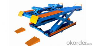 Scissor Lift/3T Load/Car Lift For Sale/With Ce