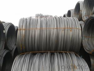 SAE1006Cr Carbon Steel Wire Rod 14mm for Welding