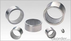 HK 22x30x18 Drawn Cup Needle Roller Bearings HK Series High Precision