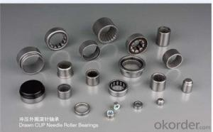HK 4020 Drawn Cup Needle Roller Bearings HK Series High Precision