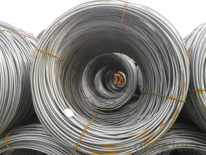 SAE1006Cr Carbon Steel Wire Rod 13.5mm for Welding