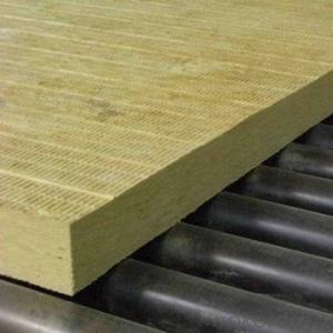 Rock Wool / Mineral Wool Insulation Board