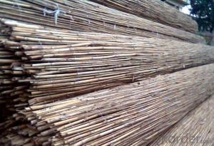 Reed Screening Decoration Black Yard Fence