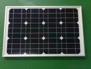 255W Solar Panels for Home Use Solar Power System