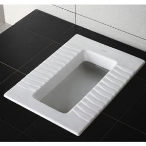 Wash Down Sanitary Squating Pan  -  5014
