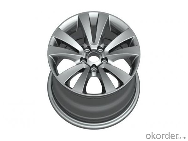 Magnesium Alloy Wheels with Light Weight Shock Absorption