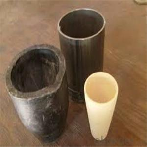 SiC Graphite Crucibles For Gold Melting Aluminium And Copper, Brass