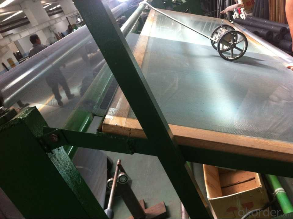 16*18 Mesh 30m Rolling Fiberglass Window Screen Insect Mesh