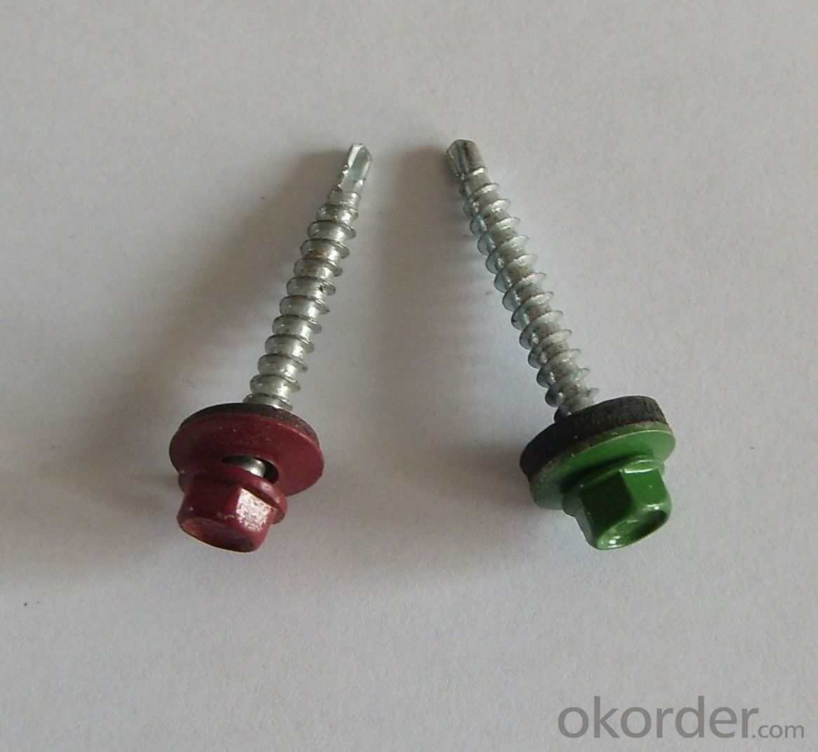 SS Socket Head Cap Screw Self Drilling Screw /Self Tapping Screw High Quality