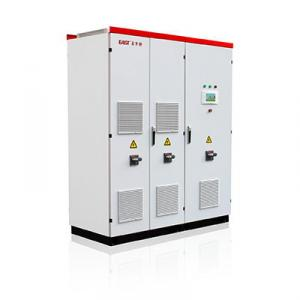 EA500KTL/H  Wider Input Voltage Range and Higher Efficiency ON-GRID PV - Central Inverter