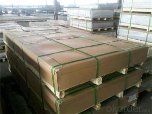 Aluminum Sheet With Different Thickness And Temper Color Coated