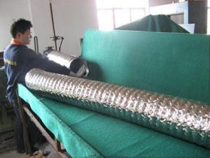 Aluminium Flexible Duct for Air Conditioning CE
