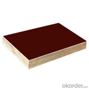 18mm Film Faced Plywood /Formwork Board Construction used/Marine Plywood Prices