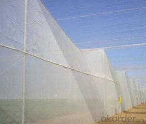 White AntiInsect Net for Agriculture Plant