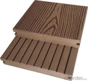 Wood Plastic Composite Wpc Decking Floor/garden Composite Deck