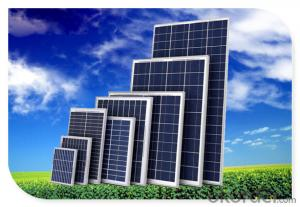 75W Efficiency Photovoltaic Chinese Solar Panels For Sale 5-200W