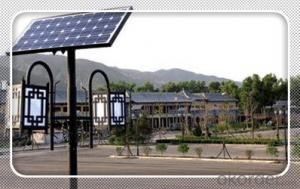40W Efficiency Photovoltaic Chinese Solar Panels For Sale 5-200W