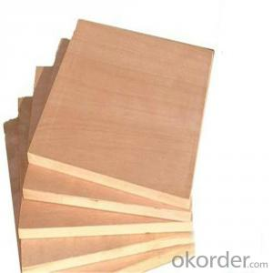 Commerical Plywood for Furniture with More Than 10 Years' Experience
