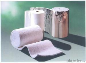 High Strength Insulation Ceramic Fiber Blanket with Low Shrinkage