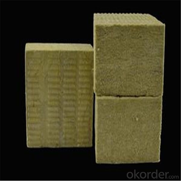 Thermal Insulation Rock Wool Board with High Quality 2015