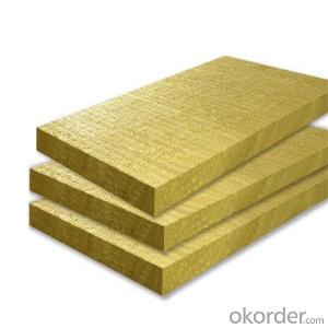Rock Wool Thermal Insulation Board at Competitive Price