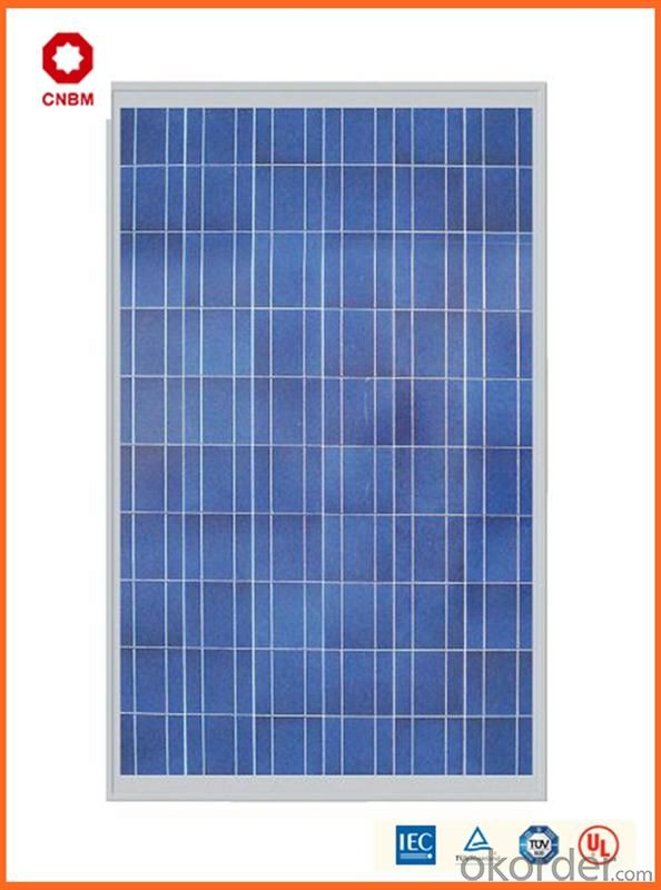 135w Small Solar Panels in Stock China Manufacturer