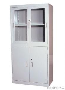 Steel Glass Cabinet for Selling CMAX-006