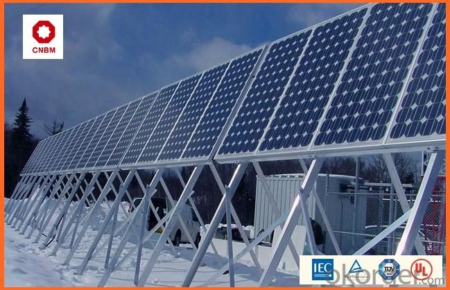105w Small Solar Panels in Stock China Manufacturer