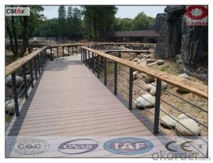 Outdoor Wpc Decking/ Wood Plastic Composite --372