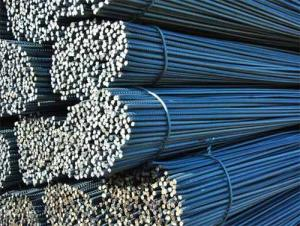Twelve mm Cold Rolled Steel Rebars with High Quality