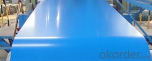 NICE COLOR ALU-ZINC STEEL SHEET IN COIL