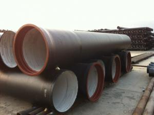 Duct Iron Pipe DI Pipe ISO 2531 DN 1100-2000mm
