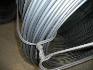 Steel Wire Rod from 5.5mm to 14mm thickness Cold-heading