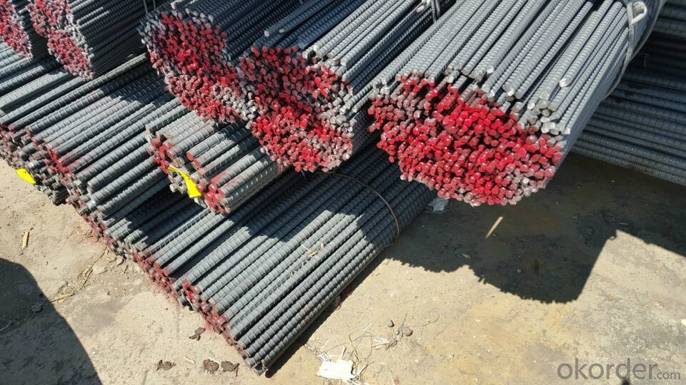 Hot-Rolled HRB400 Reinforced Deformed Steel Bar