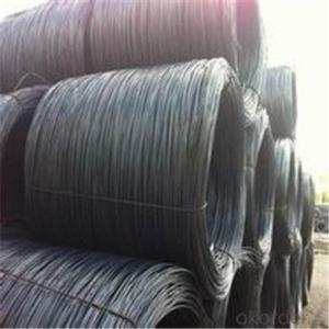 SAE1006B Steel Wire Rod 6.5mm with Best Quality in China