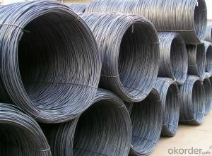 Carbon Steel Wire Rod, High Quality Wire Rod