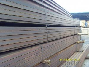 High Quality Hot Rolled Q235, SS400 or Equivalent Steel H-Beam for Construction