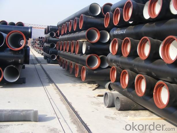 Duct Iron Pipe DI Pipe ISO 2531 DN 350-600mm
