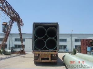 Fiberglass Pipe with  High Impact Resistant Low Conductivity